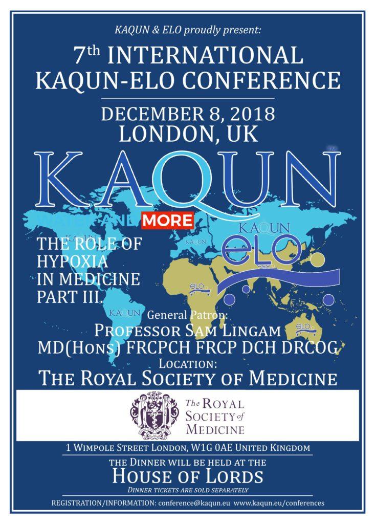 KAQUN konferencia Londonban