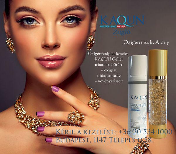 Oxigénterápiás kozmetikai kezelés